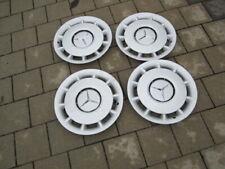 Mercedes Benz Original Radzierkappen Neu 4 Stück 15 Zoll