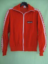 Veste NABHOLZ Orange Swiss Made jacket Femme Neudorf TV vintage sport - 38