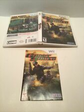 Ghost Squad, Wii Game, Case, Manual