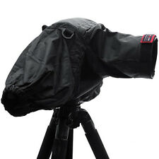 Pro PROTECTOR RAIN SNOW COVER SLR Camera Long Lens Hood Case Protect Bag Matin