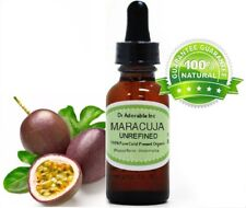 1 Oz with a Glass Dropper Maracuja Virgin Passion Fruit Seed Oil Unrefined Pure