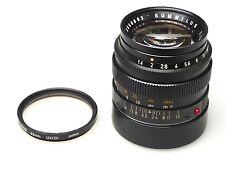 Leica Summilux 50mm 1:1 .4 e43 F. Leica M