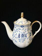 Narumi Bone China Milano Teapot - Made in Japan
