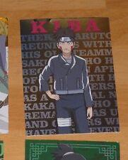 NARUTO RARE CARD PRISM CARTE IL.007 ENSKY MADE IN JAPAN 2007 **