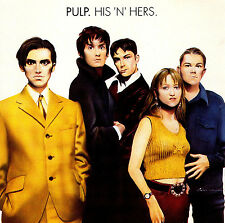 Pulp HIS 'N' HERS 180g EXPANDED EDITION Gatefold NEW SEALED Music On Vinyl 2 LP