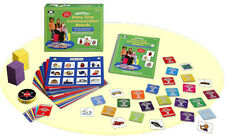 Story Time Communication Boards Super Duper Vocabulary IEP Education CD Autism