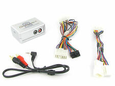 CTVTYX002 Toyota AUX adapter Avensis Corolla in car iPod iPhone MP3 jack adaptor