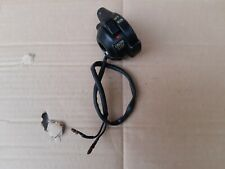 YAMAHA XT 550 400 XT500 COMANDO GAS TROTTLE CABLE ON OFF INTERRUTTORE SPEGNI