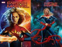 Marvel Comics Captain Marvel #22 Main + Granov Variant NM 10/14/2020