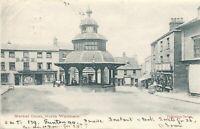 NORTH WALSHAM - Market Cross - Norfolk - England - 1903