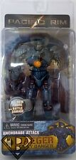 "JAEGER GIPSY DANGER ANCHORAGE ATTACK Pacific Rim 7"" Figure Series 5 Neca 2015"