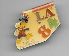 1985 First Aniversary 1984 Olympic Pin - ships in Padded Mailer