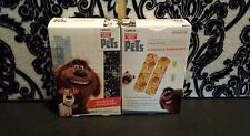 (2) Adhesive Bandages - The Secret Life of Pets Movie 20 Count   3/4in x 3in Dog