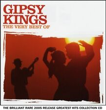 Gipsy Kings - Very Best 20 Greatest Hits Collection RARE Spanish Flamenco Pop CD