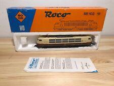 Roco 43442 DB 103 Elektrolokomotive