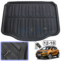 For Opel Vauxhall Mokka / X 2012-2018 Tailored Boot Liner Tray Trunk Cargo Mat