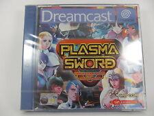 DC PLASMA SWORD - NUEVO A ESTRENAR - 01005 ESPAÑOL Sega Dreamcast