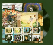 Großbritannien UK 2019 - Elton John - Fan Sheet - Plattencover - Nr. 4428-35 KB