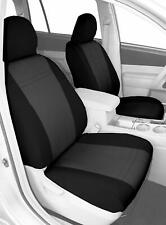 CalTrend Front Row Bucket Custom Fit Seat Cover for Select Nissan Models