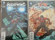Nightwing #20 & 21 The New 52! DC Comic Book / Box 362