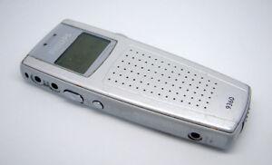 Philips LFH 9360 Pocket Memo Digital Voice Recorder / Hand Held Dictaphone