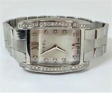 Ladies EBEL TARAWA Watch S/Steel Ref E9656J28-10 w/Diamonds & Mother Of Pearl
