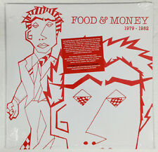 Food & Money-1979 - 1982 LP Springfield, IL DIY NEW WAVE Punk