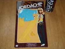 JORDACHE-  Doll outfit clothes designed to fit 11.5 inch fashion dolls, Vintage