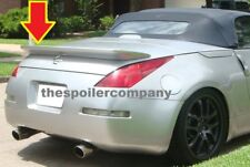 UN-PAINTED CUSTOM-FLUSH REAR SPOILER FOR 2003-2009 NISSAN 350Z CONVERTIBLE