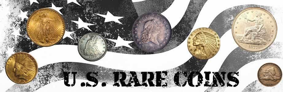 U.S. Rare Coins