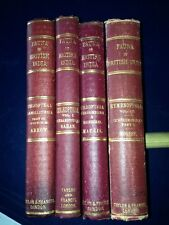 "8 Volumes ""Fauna of British India"" insects coleoptera entomology hymenoptera"