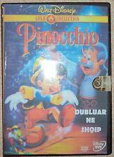 PINOKU (PINOCCHIO). DVD in Albanian language. Shqip