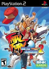 Fatal Fury Battle Archives Volume 2 PS2 New PlayStation2, Playstation 2