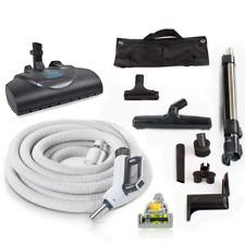 Premium Prolux 35 ft Universal Central Vacuum Hose w/ 6' Pigtail Cord