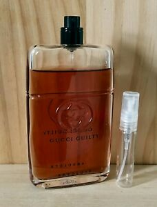 Gucci Guilty Absolute - Men's fragrance sample 5 ml