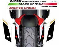 Adesivi Ducati Multistrada 1200 anno 2010/2017