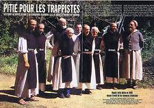 COUPURE DE PRESSE, CLIPPING 1996 Pitié pour les TRAPPISTES en Algérie 4 pages