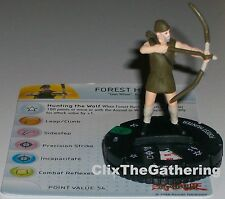 FOREST HUNTER #013 Yu-Gi-Oh! Series 2 HeroClix