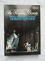 CASSETTE BOX SET RICHARD BONYNGE  TCHAIKOVSKY THE SLEEPING BEAUTY