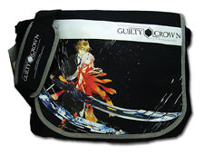 **License Bag** Guilty Crown Inori Yuzuriha & Shu Ouma Messenger Backpack #11071
