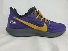 New ListingBaltimore Ravens Nike Air Zoom Pegasus 36 Training Shoes Ci1943-500 Men's 9