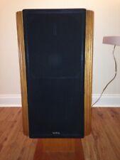 vintage infinity Kappa 6 speakers with stands