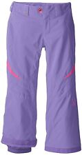 Spyder Girls Ski Snowboarding Thrill Athletic Fit Pants, Size 18 (Girl's),NWT