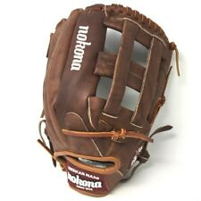 WB-1275H-RightHandThrow Nokona Walnut 12.75 Baseball Glove WB-1275H Outfield