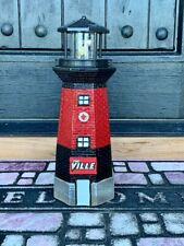 University of Louisville Hand Painted Solar Lighthouse-Original Design-Limited