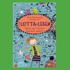 Mein Lotta-Leben 13 - Wenn die Frösche zweimal quaken - Alice Pantermüller