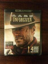 Unforgiven (4K Disc, Blu-ray) New!
