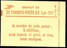 France Carnet Moderne N°2102-C7a Confectionneuse N°8 NEUF ** LUXE