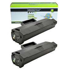2PK MLT-D101S MLT-D101L Toner Cartridge For Samsung ML-2165W SCX-3400 SCX-3405W