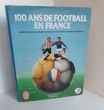 100 ans de football en France.Atlas / RMC Z008